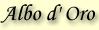 Albo d'Oro Genealogia
